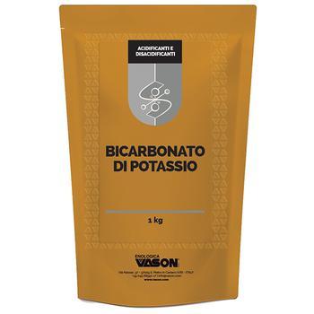 Bicarbonato di potassio