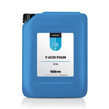 V Acid Foam