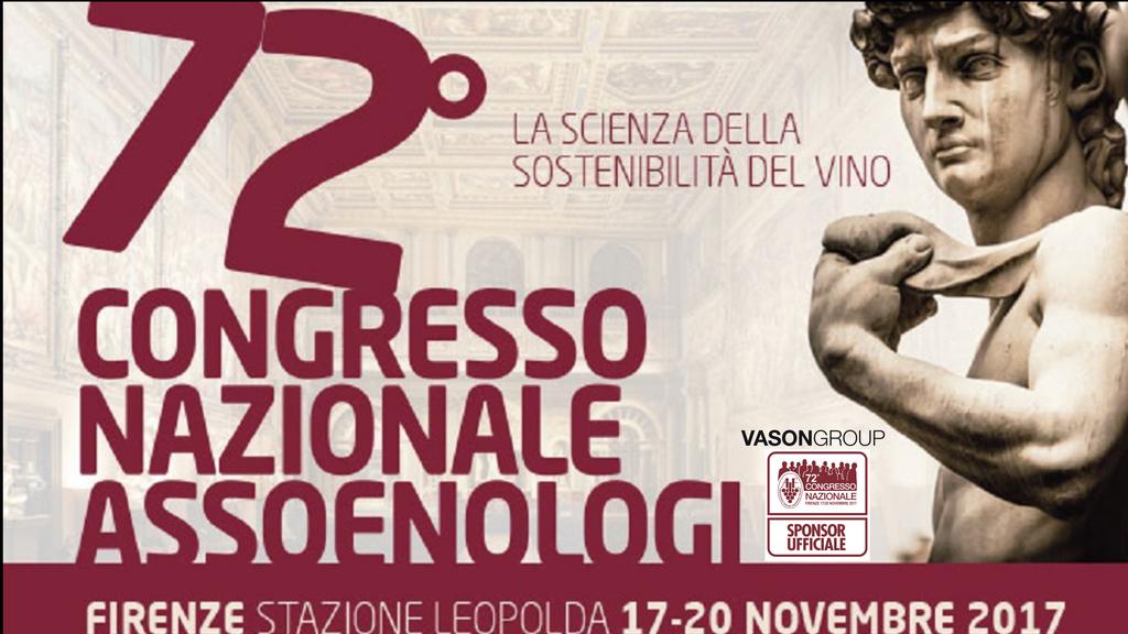 VASONGROUP al 72° Congresso Assoenologi