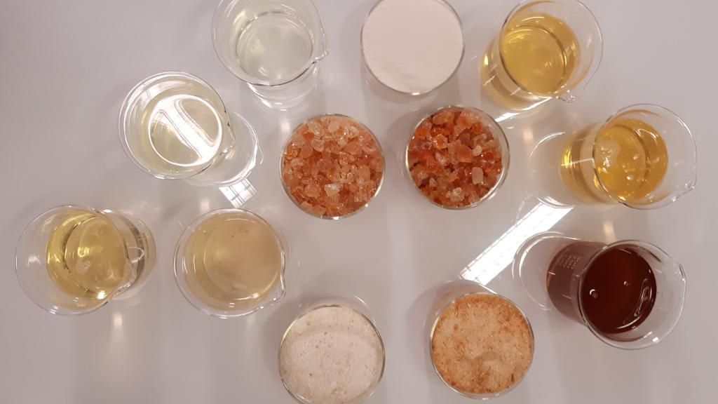 Il processo di produzione delle Gomme Arabiche di Enologica Vason