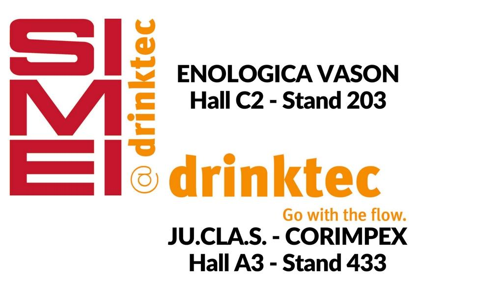 VasonGroup at SIMEI@Drinktec 2017