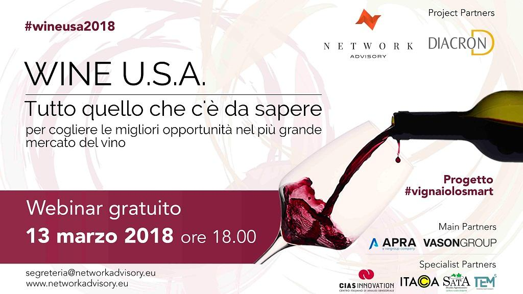 Wine U.S.A. | Webinar GRATUITO