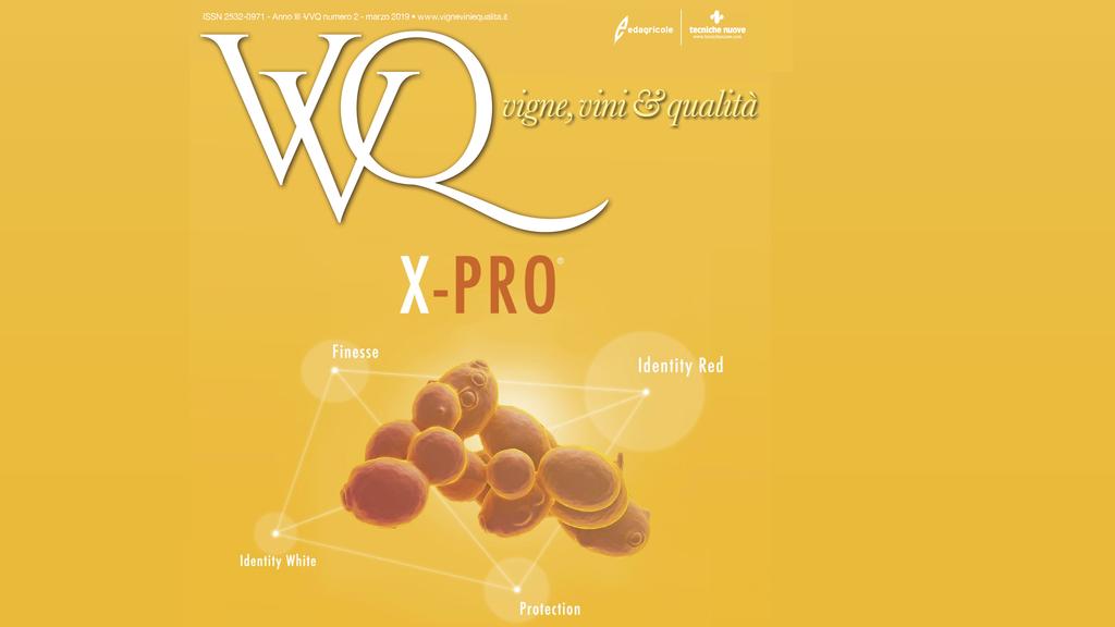 X-PRO®: LA NUOVA FRONTIERA DEI PRODOTTI ENOLOGICI